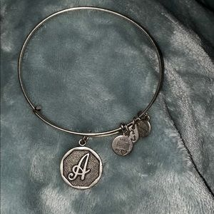 Alex And Ani Letter A